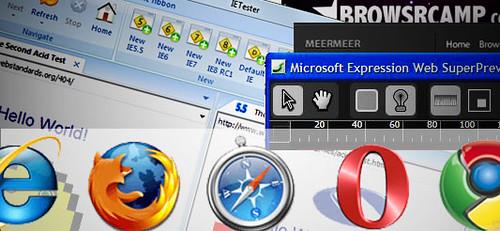 test navegadores