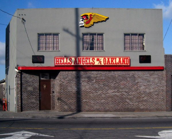 Hells Angels Oakland - Year of Clean Water