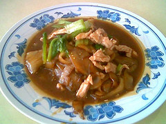Y2K fried kway teow - Foochow style