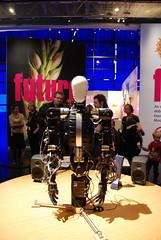 Robotics at the Science Museum, London