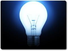 house staging light bulb