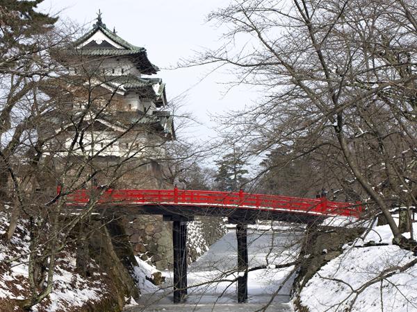 弘前城 3