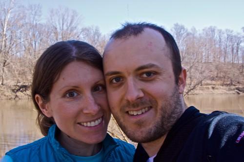 Melissa & Rob at Vermillion River