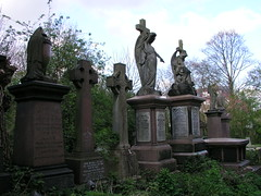 Abney Park Cemetery, London