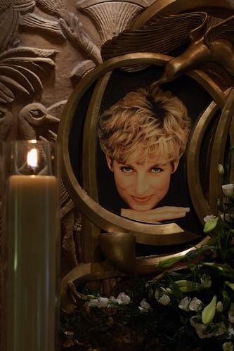Lady Di memorial