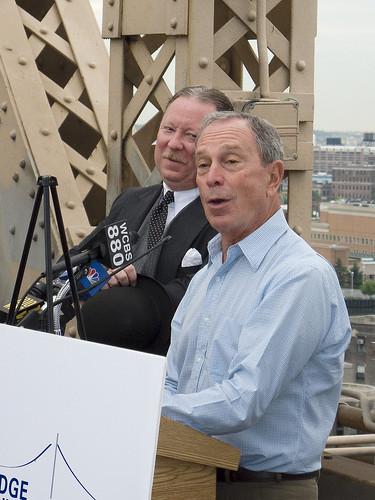 Mike Bloomberg speaks 5