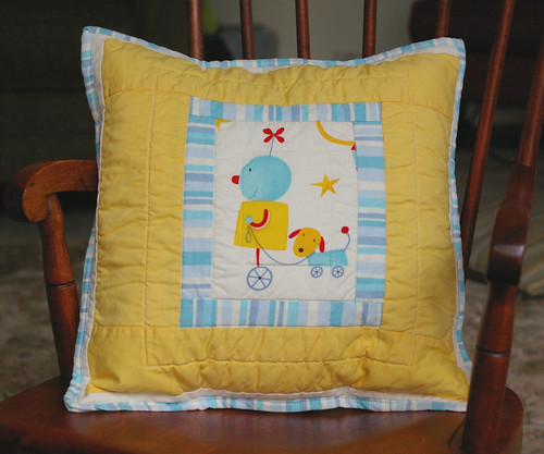 Pillow Sham by you.