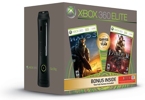 Xbox 360 Game Of The Year bundle