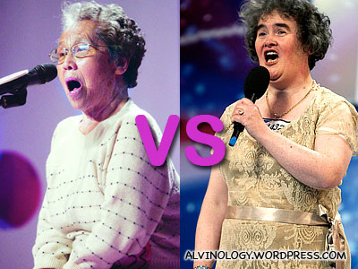 Battle of the grandmothers