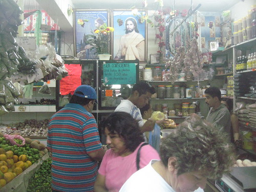 mercado 23, Cancun