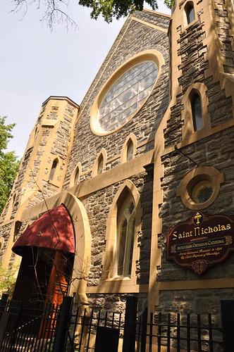 St. Nicholas in Brooklyn by you.