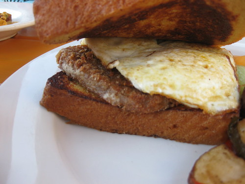 Scrapple French Toast