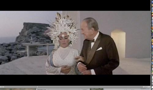 Elizabeth Taylor's Boom! Hat