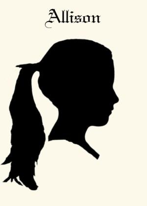 silhouette drawings tutorial easy