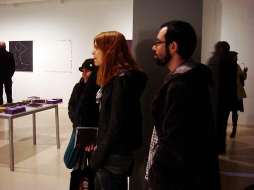 Con tacto visual (exposició de Bubalú)