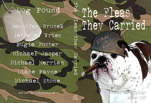 """The Fleas They Carried""  A Relief Anthology"