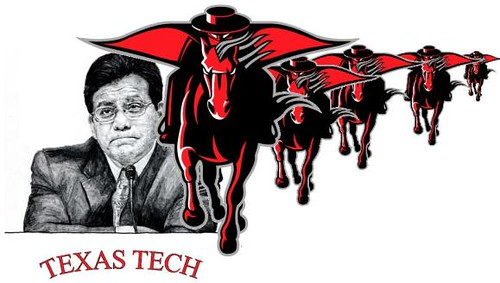 Alberto Gonzales and the Texas Tech Faculty Posse