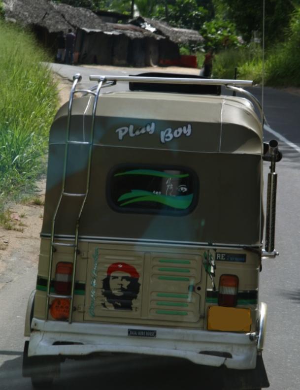 Che Taxi Sri Lanka