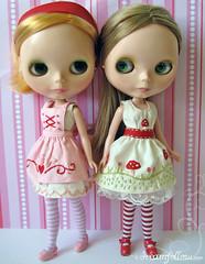 2 cute dresses