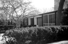 Lafayette Park (1946) Ludwig Mies van der Rohe