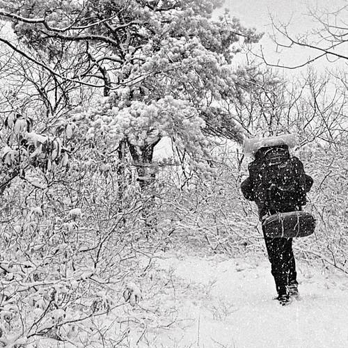 Appalachian Trail winter