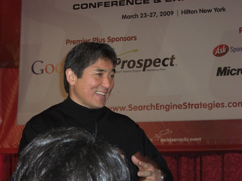 Guy Kawasaki at SESNY 2009