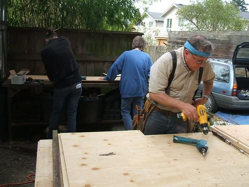 Worm Bin Carpentry Master