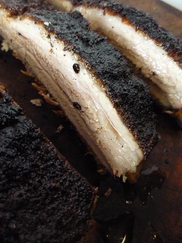 Pork Ribs in Jerk Seasoning