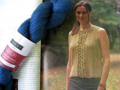 pattern yarn
