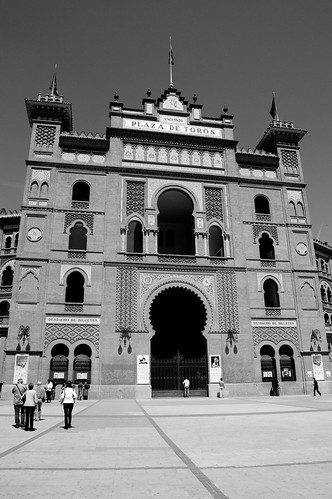 La puerta grande de la Plaza de las Ventas