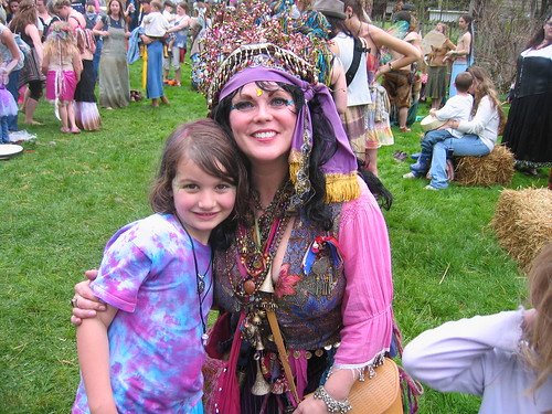 Lily and the Gypsy Queen, Sheherezade