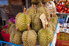 It's Durian Season