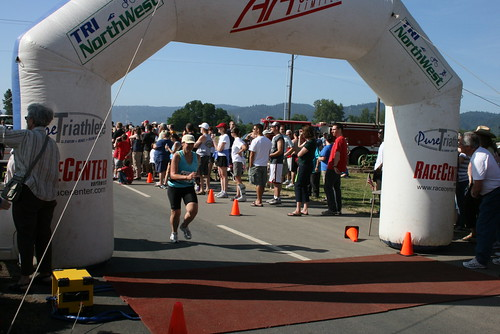 Sprinting for the Finish