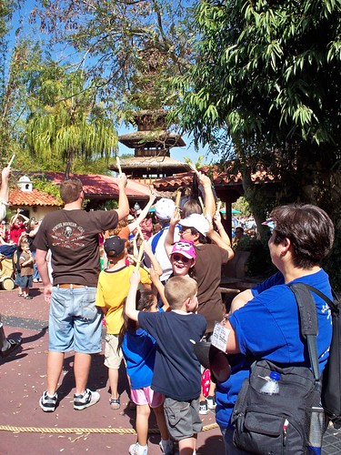 Disney - Day 1 (Magic Kingdom)