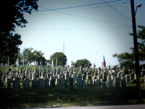 from a Graveyard by you.
