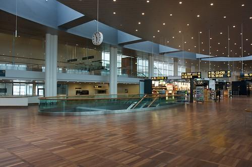 CPH = Copenhagen Airport