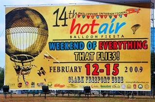 14th Phil. Hot Air Baloon Fiesta