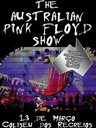 The Australian Pink Floyd Show - Coliseu dos Recreios