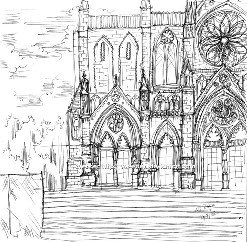 The Cathedral Church of Saint John the Divine Gothic Architecture