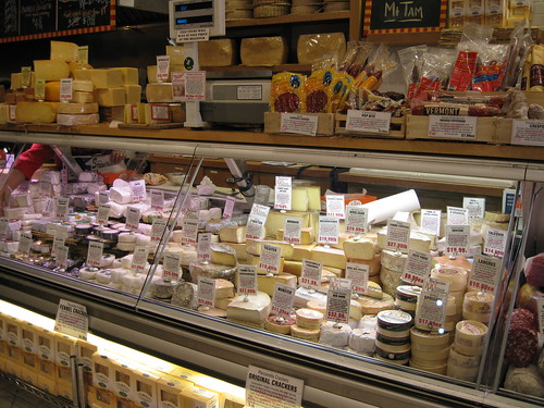 Murray's Cheese Case