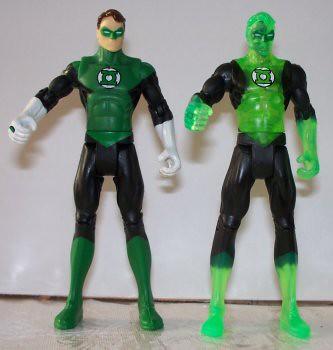 Green Lantern 2814.1 reporting for duty! Twice!