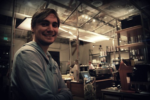 Ryan at Intelligentsia Venice by you.