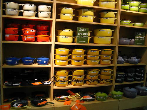 Williams-Sonoma Marketplace - Le Creuset sale