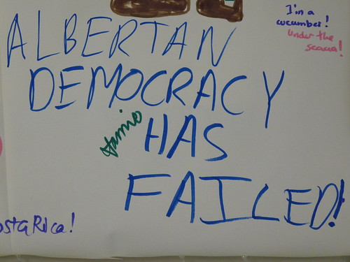 Albertan Democracy Has Failed