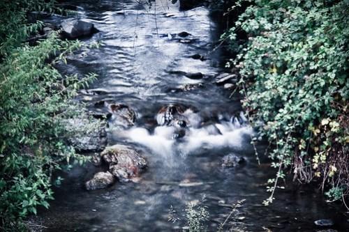 Arroyo en Llanars