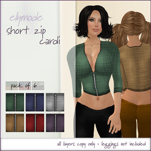 -elymode- vendor shortzip