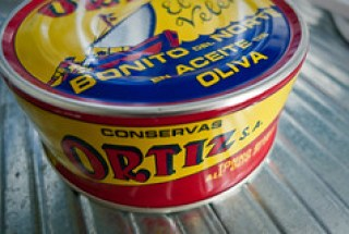 Bonito del norte, tonijn van Ortiz
