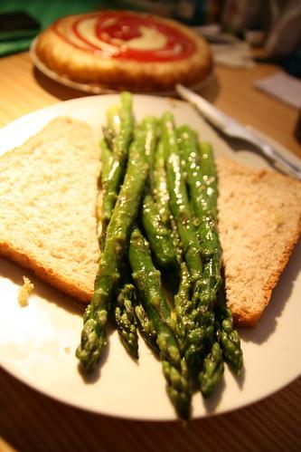 Asparagus Lunch