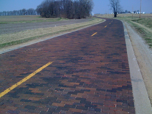 The red bricks of Auburn