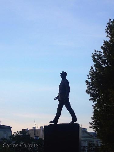 Charles... en Varsovia
